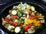 crockpot ratatouille