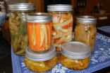 Pickled Garden Vegetables
