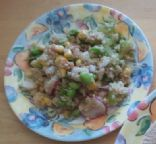 Colorful Edamame Salad