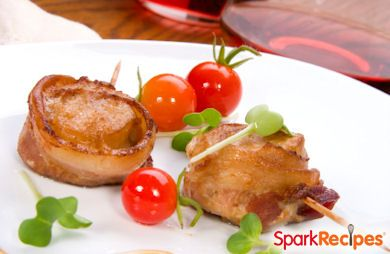 Bacon-Wrapped Water Chestnuts (Rumaki)