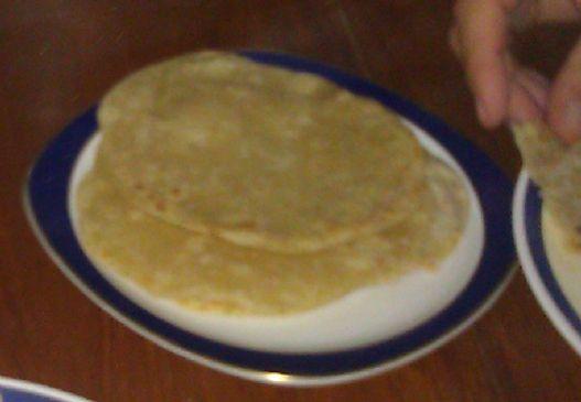 Saucy's Chapatti