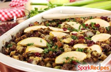 Vegetable and Fruit Stuffing