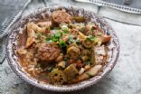 Chicken and Sausage File Gumbo