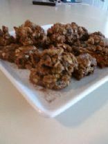 Low Fat Vegan Oatmeal Cookies