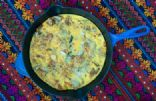 Mediterranean Garden Frittata