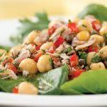 Pumped Up Tuna Salad