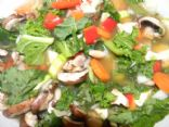 Vegetables-On-Hand Soup