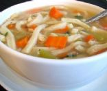Immune Building Chicken Soup