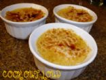 Ginger Creme Brulee (by www.cookoutloud.com)