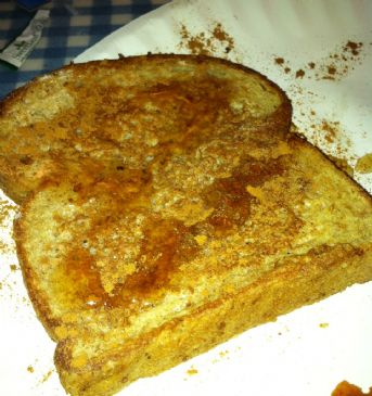 Apple Pie French Toast Recipe | SparkRecipes