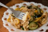 Squash and Zucchini Tortellini