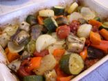 Texan Vegetable Casserole