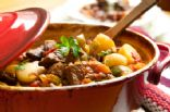 Hearty Veggie-Filled Beef Stew