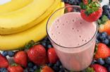 Kirstin's Simple Berry Smoothie