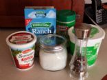 Cottage Ricotta Cheese Ranch Dressing