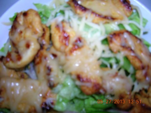 Daisy's Grilled Chicken Salad