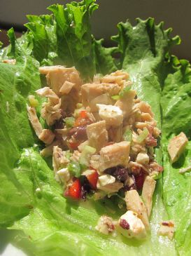Meditteranean Tuna Salad 