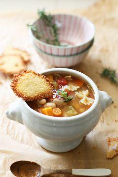Harvest Pasta e Fagiole Soup