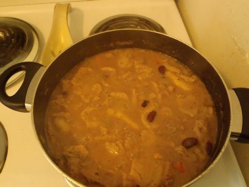 Jamaican Vegan stew peas