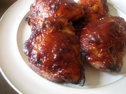 BBQ Chicken Breasts- (Oven Baked)