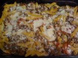 Jennifer's Penne Rigate casserole