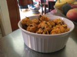 Gluten Free Vegan Pumpkin Cranberry Pecan Biscuits