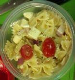 Bowtie Mozzarella Italian Pasta Salad