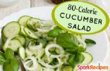 Cucumber Salad in Vinegar