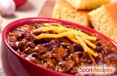 15 Minute Chili RECIPE