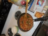 Vegetable Ragout Soup-Self magazine Recipe!