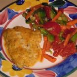 Broiled Parmesan Grouper