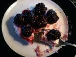 Blackberry Breakfast Danish