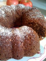 Mocha Apple Coffee Cake