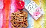 dark chocolate banana oatmeal cookies