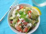 CACTUS SALAD (Nopales salad)