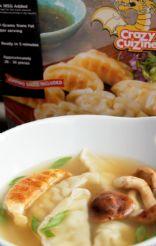 Shanghai Dumpling Soup