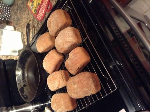 Whole Wheat Bread: Low Sodium, Great Taste