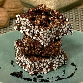 Grown-Up Chocolate Puff Bars