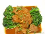HCG Phase 2 - Beef Goulash with Aspiration Broccolini