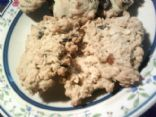 Cathy's oatmeal raisin cookies