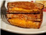 Lowest Fat Grilled Cheese