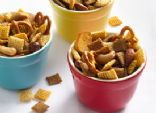 Party Mix (like the Chex's party mix)