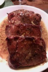 Pork Chops L'Orange