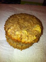 Apple, Bran & Nut Muffins (VEGAN, Candida diet friendly)