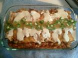 Trish's Mexican Celebration Enchiladas