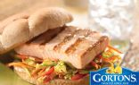  Classic Grilled Salmon Burgers with Sesame Ginger Slaw	from Gorton's