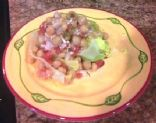Judi's Garbanzo Bean Salad