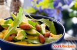 Mango, Almond & Avocado Salad