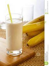 High Protein Banana Milk Shake- Pregnancy, Weight Gain, Real Food Supplement