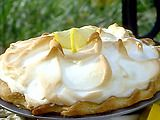Lemon Meringue Pie - Crust-less